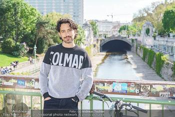 Interview mit Stefano Bernardin - Stadtpark, Wien - Do 06.05.2021 - Stefano BERNARDIN7