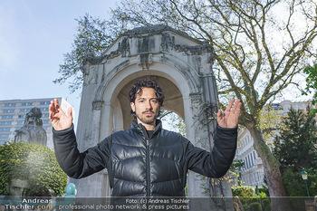 Interview mit Stefano Bernardin - Stadtpark, Wien - Do 06.05.2021 - Stefano BERNARDIN27