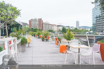 Corona Gastro Re-Opening - Motto am Fluss - Mi 19.05.2021 - Gastgarten im Freien wartet auf Gäste2