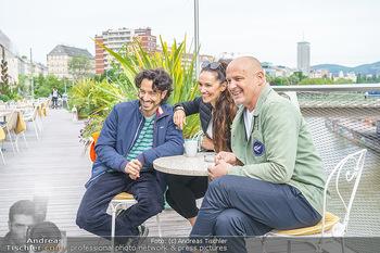 Corona Gastro Re-Opening - Motto am Fluss - Mi 19.05.2021 - Tanja DUHOVICH, Stefano BERNARDIN, Bernd SCHLACHER35