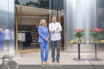 Corona Gastro Re-Opening - Steirereck - Mi 19.05.2021 - Heinz REITBAUER, Ingrid FLICK6