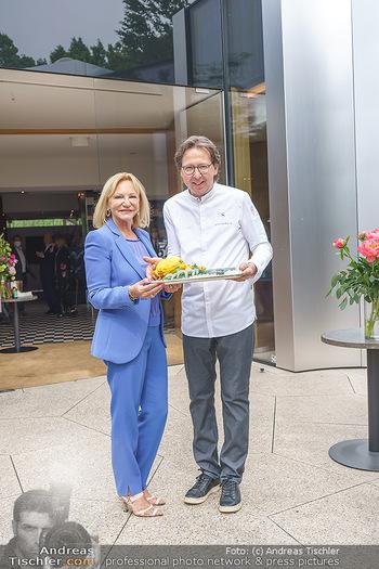 White Panther Garnelen - Steirereck, Wien - Mi 19.05.2021 - Ingrid FLICK, Heinz REITBAUER21