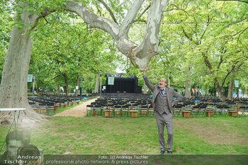 Harald Schmidt und Michael Niavarani - Theater im Park am Belvedere, Wien - Fr 21.05.2021 - Georg HOANZL9