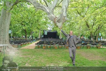 Harald Schmidt und Michael Niavarani - Theater im Park am Belvedere, Wien - Fr 21.05.2021 - Georg HOANZL10