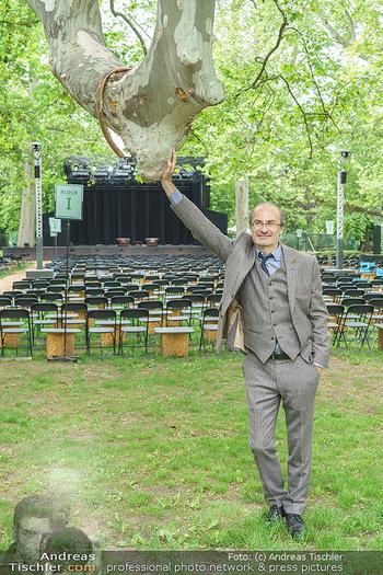 Harald Schmidt und Michael Niavarani - Theater im Park am Belvedere, Wien - Fr 21.05.2021 - Georg HOANZL12