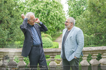 Harald Schmidt und Michael Niavarani - Theater im Park am Belvedere, Wien - Fr 21.05.2021 - Harald SCHMIDT, Michael NIAVARANI47