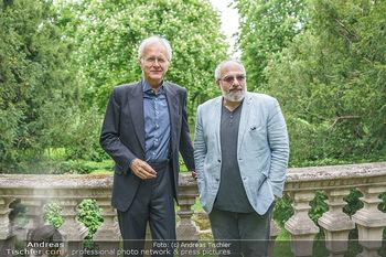 Harald Schmidt und Michael Niavarani - Theater im Park am Belvedere, Wien - Fr 21.05.2021 - Harald SCHMIDT, Michael NIAVARANI48