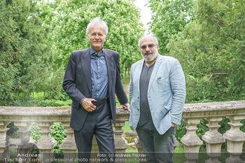 Harald Schmidt und Michael Niavarani - Theater im Park am Belvedere, Wien - Fr 21.05.2021 - Harald SCHMIDT, Michael NIAVARANI49