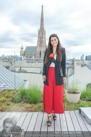 Lili Paul-Roncalli für Any Di - Steffl und Skybar, Wien - Do 27.05.2021 - Designerin Anne DICKHARDT (Any Di Munich)34