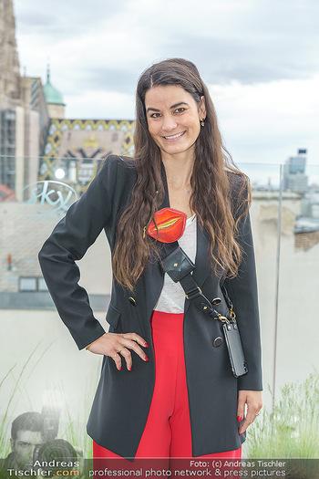 Lili Paul-Roncalli für Any Di - Steffl und Skybar, Wien - Do 27.05.2021 - Designerin Anne DICKHARDT (Any Di Munich)37