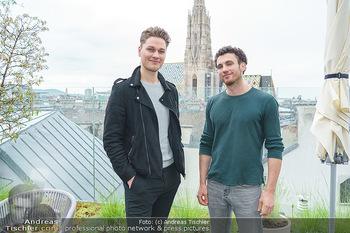 King & Potter Fototermin - Skybar, Wien - Do 27.05.2021 - KING & POTTER (Benjamin KÖNIG, Martin HAFNER)4