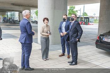 Selbstfahrender Autobus - Seestadt Aspern, Wien - Do 27.05.2021 - 4