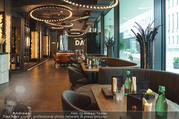 DaRose Vienna Opening - DaRose Restaurant, Wien - Do 27.05.2021 - Das Restaurant DaRose von innen2
