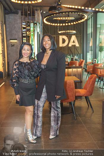 DaRose Vienna Opening - DaRose Restaurant, Wien - Do 27.05.2021 - Rose ALABA mit Mutter Gina5