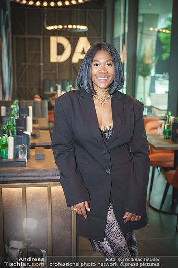 DaRose Vienna Opening - DaRose Restaurant, Wien - Do 27.05.2021 - Rose ALABA (Portrait)12