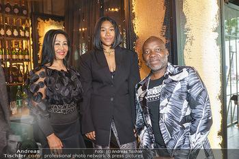 DaRose Vienna Opening - DaRose Restaurant, Wien - Do 27.05.2021 - Familie Rose ALABA mit Eltern George und Gina ALABA26