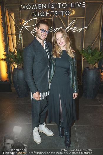 DaRose Vienna Opening - DaRose Restaurant, Wien - Do 27.05.2021 - Nuriel und Audrey MOLCHO36