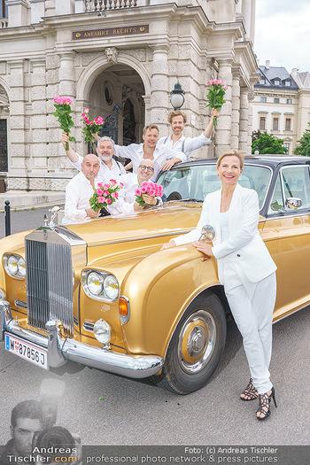 Ladies Night Promo-Aktion - Burgtheater, Volksgarten - Fr 28.05.2021 - K SPRENGER, C FÄLBL, R KOLAR, W BRIX, M BERMOSER, C VON FRIEDL,26