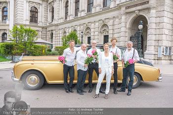 Ladies Night Promo-Aktion - Burgtheater, Volksgarten - Fr 28.05.2021 - K SPRENGER, C FÄLBL, R KOLAR, W BRIX, M BERMOSER, C VON FRIEDL,28