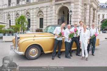 Ladies Night Promo-Aktion - Burgtheater, Volksgarten - Fr 28.05.2021 - K SPRENGER, C FÄLBL, R KOLAR, W BRIX, M BERMOSER, C VON FRIEDL,29