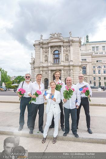 Ladies Night Promo-Aktion - Burgtheater, Volksgarten - Fr 28.05.2021 - K SPRENGER, C FÄLBL, R KOLAR, W BRIX, M BERMOSER, C VON FRIEDL34