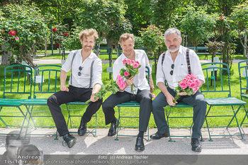 Ladies Night Promo-Aktion - Burgtheater, Volksgarten - Fr 28.05.2021 - Martin BERMOSER, Christoph VON FRIEDL, Werner BRIX48