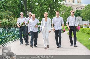 Ladies Night Promo-Aktion - Burgtheater, Volksgarten - Fr 28.05.2021 - M BERMOSER, C VON FRIEDL, W BRIX, R KOLAR, C FÄLBL, K SPRENGER61
