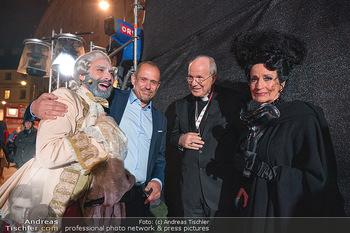 Austria for Life - Stephansplatz, Wien - Fr 28.05.2021 - Tom NEUWIRTH (Conchita), Gery KESZLER, Christoph SCHÖNBORN, Dag93