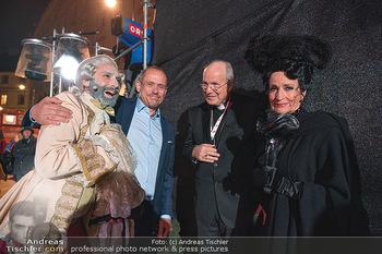Austria for Life - Stephansplatz, Wien - Fr 28.05.2021 - Tom NEUWIRTH (Conchita), Gery KESZLER, Christoph SCHÖNBORN, Dag94