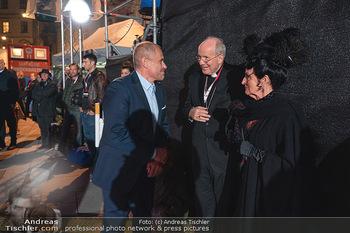 Austria for Life - Stephansplatz, Wien - Fr 28.05.2021 - Gery KESZLER, Kardinal Christoph SCHÖNBORN, Dagmar KOLLER96