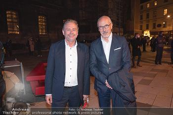 Austria for Life - Stephansplatz, Wien - Fr 28.05.2021 - Alexander WRABETZ, Siegfried MERYN98