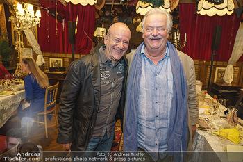 Verleihung Goldener Spargel - Marchfelderhof - Mo 31.05.2021 - Andy LEE LANG, Gerhard ERNST40