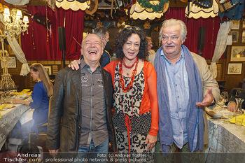 Verleihung Goldener Spargel - Marchfelderhof - Mo 31.05.2021 - Andy LEE LANG, Barbara WUSSOW, Gerhard ERNST41