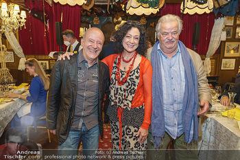 Verleihung Goldener Spargel - Marchfelderhof - Mo 31.05.2021 - Andy LEE LANG, Barbara WUSSOW, Gerhard ERNST42