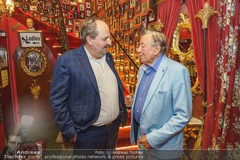 Verleihung Goldener Spargel - Marchfelderhof - Mo 31.05.2021 - Richard LUGNER, Johann LAFER55