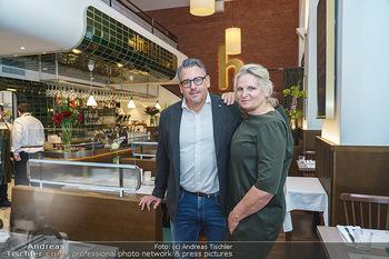 Wiedereröffnung - Huth Gastwirtschaft - Mo 31.05.2021 - Gabriele und Robert HUTH3