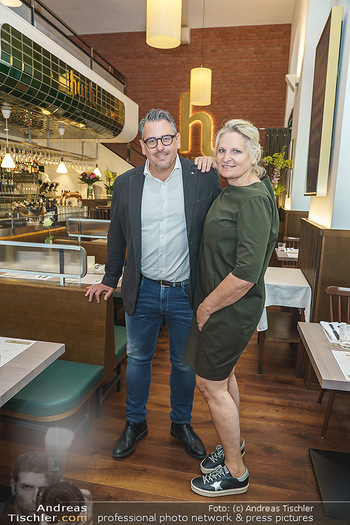 Wiedereröffnung - Huth Gastwirtschaft - Mo 31.05.2021 - Gabriele und Robert HUTH5
