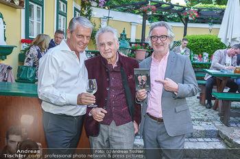 Buchpräsentation Mucha & Sommer - Schreiberhaus - Di 01.06.2021 - Poldi HUBER, Christian MUCHA, Robert Bobby SOMMER2