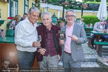 Buchpräsentation Mucha & Sommer - Schreiberhaus - Di 01.06.2021 - Poldi HUBER, Christian MUCHA, Robert Bobby SOMMER3