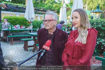 Buchpräsentation Mucha & Sommer - Schreiberhaus - Di 01.06.2021 - Ekaterina und Christian MUCHA8