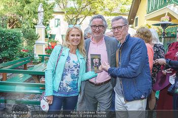 Buchpräsentation Mucha & Sommer - Schreiberhaus - Di 01.06.2021 - Uli Ulrike KRIEGLER, Peter STÖGER, Robert SOMMER13