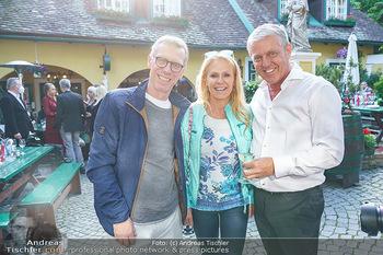 Buchpräsentation Mucha & Sommer - Schreiberhaus - Di 01.06.2021 - Uli Ulrike KRIEGLER, Peter STÖGER, Poldi HUBER15