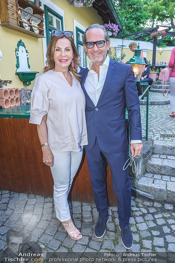 Buchpräsentation Mucha & Sommer - Schreiberhaus - Di 01.06.2021 - Sissy und Jörg KNABL17