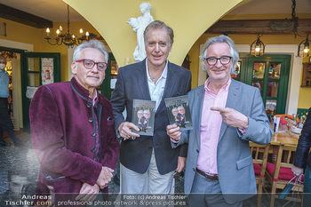 Buchpräsentation Mucha & Sommer - Schreiberhaus - Di 01.06.2021 - Christian MUCHA, Robert Bobby SOMMER, Albert FORTELL25