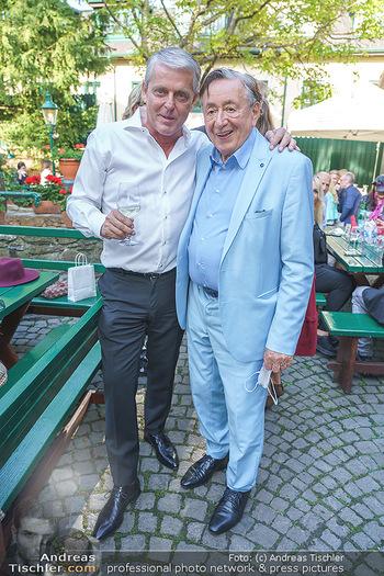 Buchpräsentation Mucha & Sommer - Schreiberhaus - Di 01.06.2021 - Poldi HUBER, Richard LUGNER38