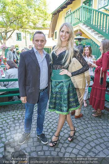 Buchpräsentation Mucha & Sommer - Schreiberhaus - Di 01.06.2021 - Heimo TURIN, Beatrice KÖRMER43