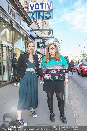 Kinopremiere ´Sargnagel - Der Film´ - Votivkino, Wien - Di 01.06.2021 - Stefanie SARGNAGEL,  Hilde DALIK14