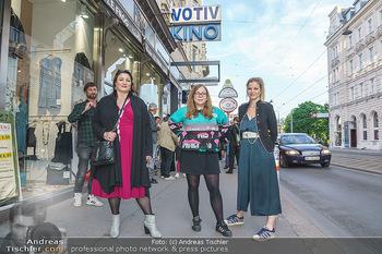 Kinopremiere ´Sargnagel - Der Film´ - Votivkino, Wien - Di 01.06.2021 - Stefanie SARGNAGEL, Veronica KAUP-HASLER, Hilde DALIK17