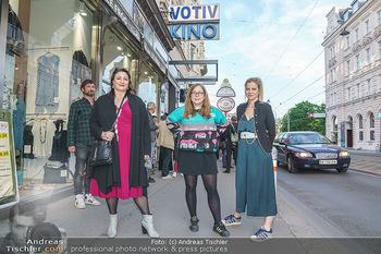 Kinopremiere ´Sargnagel - Der Film´ - Votivkino, Wien - Di 01.06.2021 - Stefanie SARGNAGEL, Veronica KAUP-HASLER, Hilde DALIK18