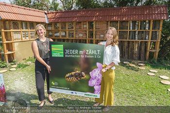Wildbienen Hotel Eröffnung - Seehof, Donnerskirchen - Sa 05.06.2021 - Maria STRASSER, Katharina ZENZ69